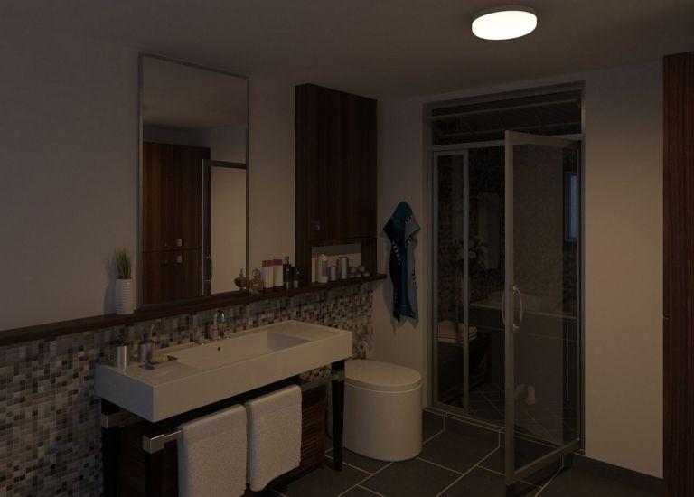 Badezimmerleuchten gro e auswahl flinders design for Badezimmerleuchten design